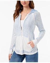 Style & Co. - Hoodie Top, Created For Macy's - Lyst