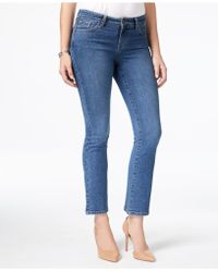 Style & Co. - Petite Stitch-pocket Bootcut Jeans, Created For Macy's - Lyst