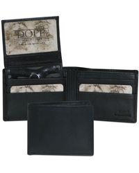 Dopp - Mens Wallet, Regatta Collection Billfold Credit Card Wallet - Lyst