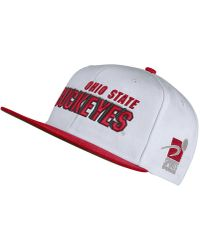 Nike - Ohio State Buckeyes Sport Specialties Shadow Snapback Cap - Lyst 558b22727384