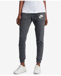Nike - Gym Vintage Pants - Lyst