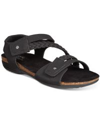 Easy Street - Zone Sandals - Lyst
