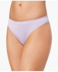 B.tempt'd - By Wacoal B.splendid Seamless Thong 976255 - Lyst