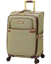 "London Fog - Oxford Ii 25"" Softside Spinner - Lyst"