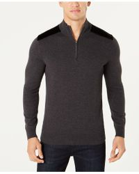 INC International Concepts - Future Mock-neck Knit Jumper, Created For Macy's - Lyst