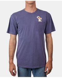 ae1caf77ec2e6e Converse Flamingo Men's T-shirt in Pink for Men - Lyst