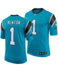 Nike - Cam Newton Carolina Panthers Limited Jersey - Lyst