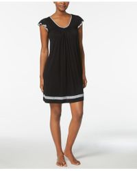 Ellen Tracy - Yours To Love Short Sleeve Nightgown - Lyst