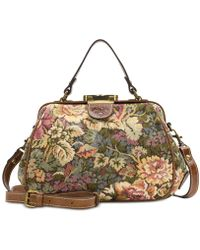 Patricia Nash - Provencal Escape Gracchi Small Satchel - Lyst