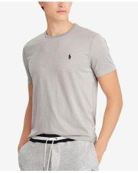 Polo Ralph Lauren - Big & Tall Classic Fit Performance T-shirt - Lyst