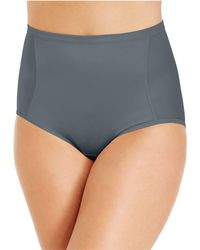 Vanity Fair - Smoothing Comfort Body Caress Brief 13261 - Lyst