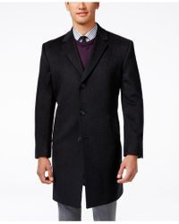 Kenneth Cole Reaction - Coat, Walden Wool-blend - Lyst