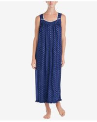 Eileen West - Ballet Cluny-lace Knit Nightgown - Lyst