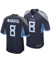 Lyst Nike Men's Chris Johnson Tennessee Titans Game Jersey in Blue
