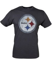 47 Brand - Men's Pittsburgh Steelers Logo Scrum T-shirt - Lyst