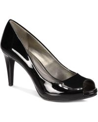 Bandolino - Rainaa Peep-toe Pumps - Lyst
