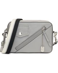 DKNY - Jagger Leather Camera Bag, Created For Macy's - Lyst