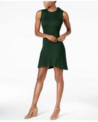Love Scarlett - Petite Bow-detail Sweater Dress - Lyst