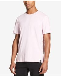 DKNY - Mercerized Solid T-shirt, Created For Macy's - Lyst