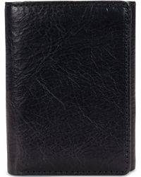 Patricia Nash - Leather Trifold Wallet - Lyst