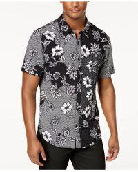 Guess - Batik Shirt - Lyst
