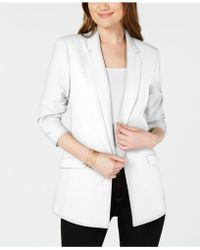 INC International Concepts - I.n.c. 3/4-sleeve Blazer, Created For Macy's - Lyst