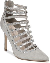 Fergie - Caged Pumps - Lyst