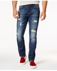 American Rag - Men's Riverview Ripped Jeans - Lyst