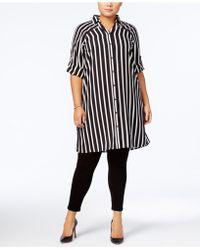 7f93de4571686 Alfani - Plus Size Tunic Blouse - Lyst