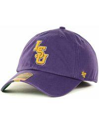 47 Brand | Lsu Tigers Franchise Cap | Lyst