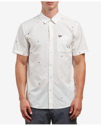 Volcom - Bleeker Pocket Shirt - Lyst