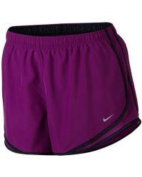 Nike - Plus Size Shorts, Dri-fit Tempo Track - Lyst