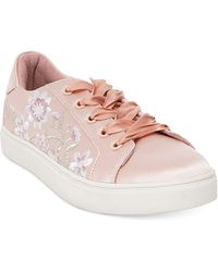 Betsey Johnson - Darbi Lace-up Sneakers - Lyst