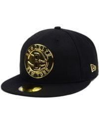 KTZ - Brooklyn Nets Current O'gold 59fifty Cap - Lyst