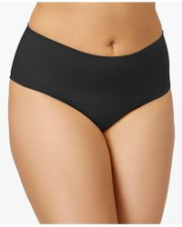 Spanx - Star Power High Cut Brief Ps0715 - Lyst