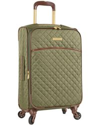 "Anne Klein - Bellevue 21"" Carry-on Spinner Suitcase - Lyst"