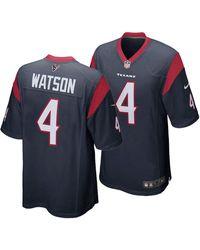 e0d6c5da Deshaun Watson Houston Texans Vapor Untouchable Limited Jersey