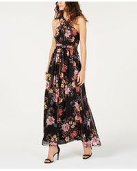 INC International Concepts - I.n.c. Floral-print Pleated Dress, Created For Macy's - Lyst