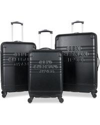 Ben Sherman - Ripon 3-pc. Hardside Wheeled Luggage Set - Lyst