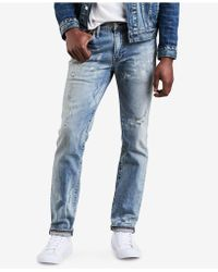 Levi's | Men's 511tm Slim-fit Burn Warp Jeans | Lyst