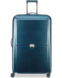 """Delsey - Turenne 30"""" Hardside Spinner Suitcase - Lyst"""