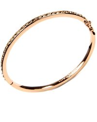 Givenchy - Bracelet, Silk Swarovski Element Bangle - Lyst