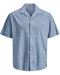 fa868825194 Lyst - Tommy Bahama The Kois Of Summer Regular Fit Camp Shirt in ...