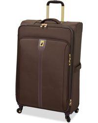 "London Fog - Knightsbridge 29"" Expandable Spinner Suitcase - Lyst"