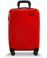 Briggs & Riley - Sympatico International Carry-on Expandable Spinner Suitcase - Lyst