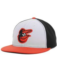 KTZ - Baltimore Orioles Mlb Authentic Collection 59fifty Cap - Lyst