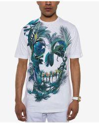 Sean John - Nature Skull T-shirt, Created For Macy's - Lyst