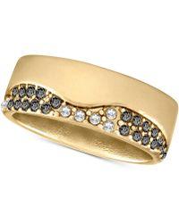 RACHEL Rachel Roy | Gold-tone Celestial Stone Fashion Ring | Lyst