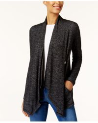 Style & Co. - Single-button Knit Cardigan - Lyst