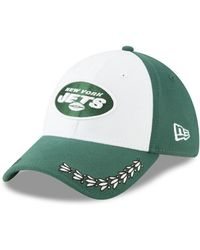 011a9f2f4 Nike Swoosh Flex (nfl Jets) Fitted Hat in Green for Men - Lyst